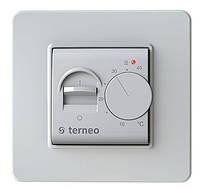 Терморегулятор для теплого пола terneo mex (белый)