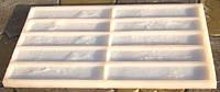 """Силиконовые и полиуретановые формы для изготовления плитки """"Рустика"""" из гипса и бетона"""