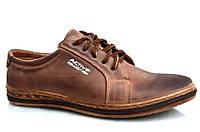 Класические кожаные мужские ботинки 38-48 код: 6437099226