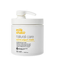 Маска активная йогуртовая Milk Shake Natural Care Active Yogurt Mask 500 мл