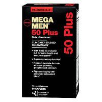Витамины MEGA MEN 50 PLUS 120 каплет
