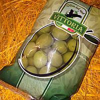 Оливки Vittoria Olive Verdi Dolci Giganti 850 грм