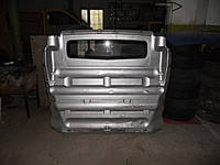 Перегородка грузового отсека серая на Renault Trafic, Opel Vivaro, Nissan Primastar