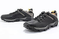 Треккинговая мужская обувь из натуральной кожи код: 6526394558