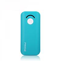 Портативное зарядное устройство Remax Proda Jane 6000mAh голубой, фото 1