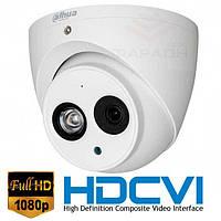HDCVI видеокамера Dahua DH-HAC-HDW1200EP