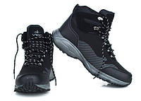 Утепленные зимние ботинки черного цвета SOFT SHELL 41-46 код: 6542466234