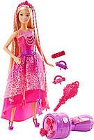 "Принцесса Барби серии ""Сказочно-длинные волоссы"" / Barbie Endless Hair Kingdom Snap 'n Style Princess Doll"