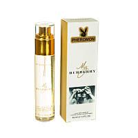 Мини-парфюм с феромонами Burberry My Burberry, 45 ml