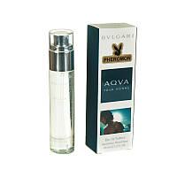 Мини-парфюм с феромонами Bvlgari Aqua pour homme, 45 ml