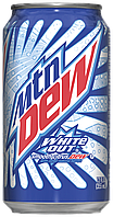 Mountain dew White out 0,33 (12шт)