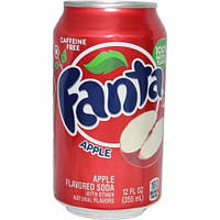Fanta Apple 0,33 (12шт)
