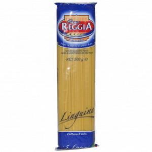 Макароны, Reggia Linquine (спагетти) 500 г. Италия