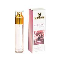 Мини-парфюм с феромонами Calvin Klein Euphoria Blossom, 45ml