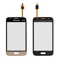 Сенсор (тачскрин) Samsung J105H Galaxy J1 Mini золотой