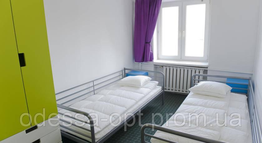 Изготовление металлических (железных) кроватей для хостелов под заказ