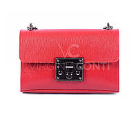 Красный клатч Virginia Conti 1411