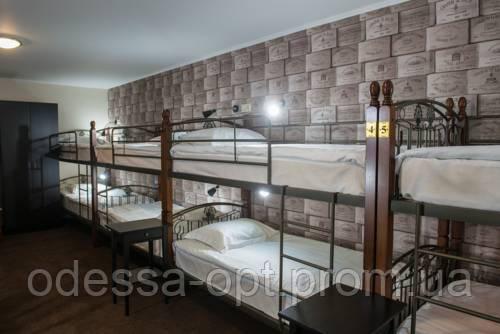 Изготовление деревянных кроватей для хостелов под заказ