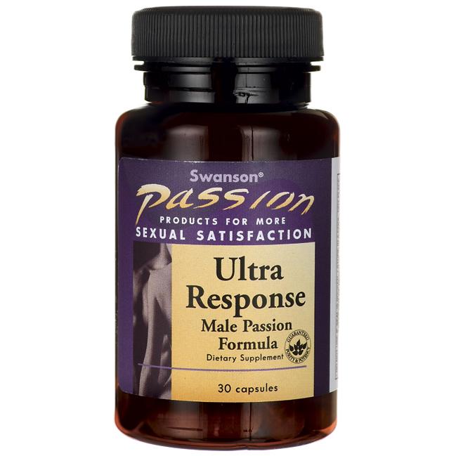 Swanson Ultra Response Male Passion Formula 30 кап