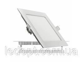 Светодиодныйсветильник 3WDownLight4000К квадрат