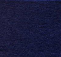 Фетр 304 тёмно-синий  40х50см толщина 3 мм, фото 1