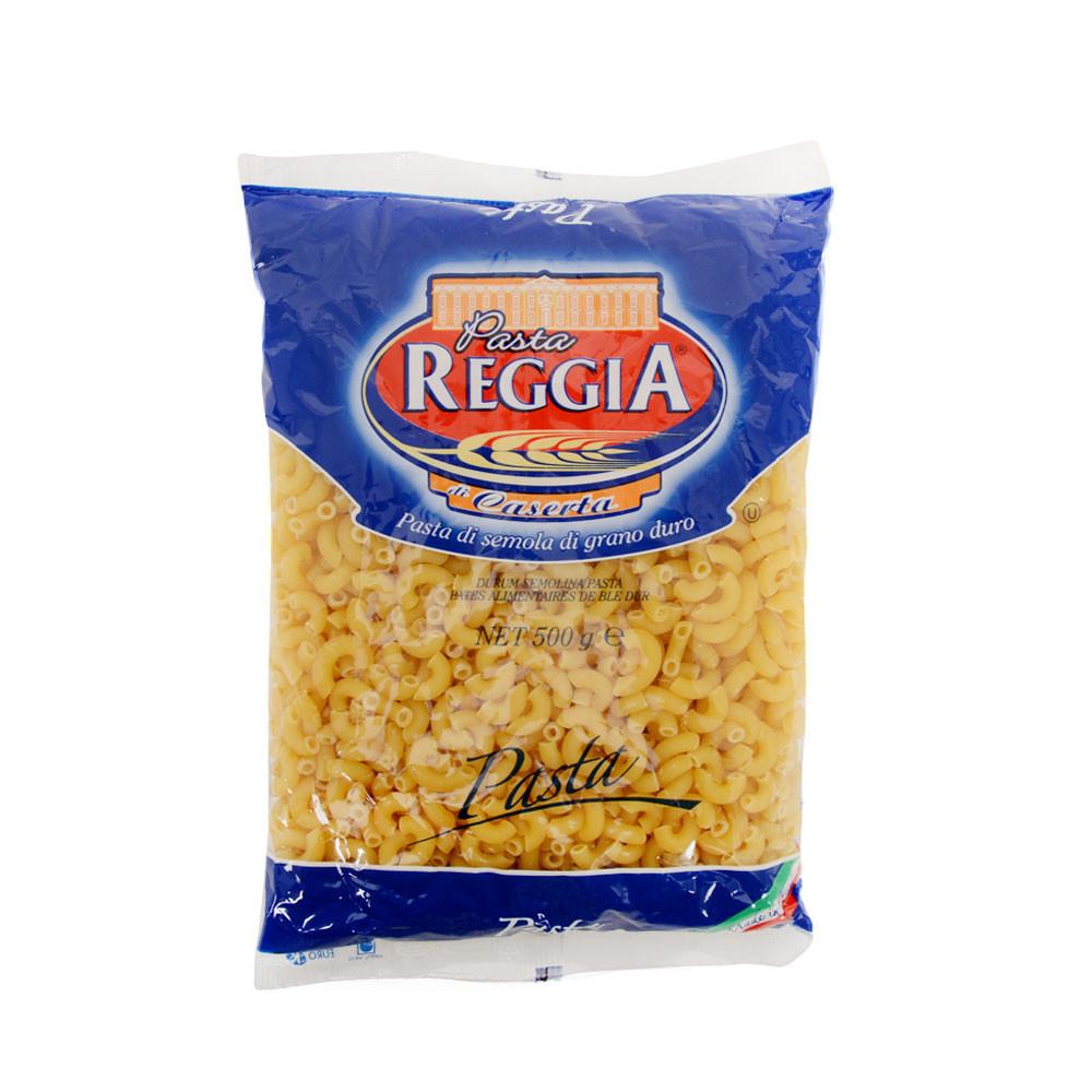 Макароны Reggia Pasta (Реггия рожки) 500 г. Италия