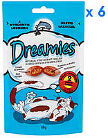 DREAMIES лосось 0.06 kg x6