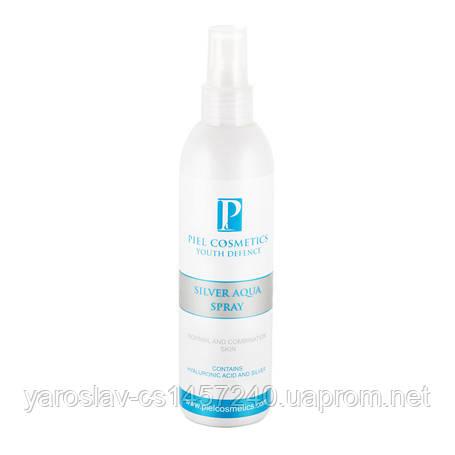 PIEL Silver Aqua Spray Спрей. Увлажняющий спрей для лица. Нормальная/комбинированная кожа - pH 5 в Львовской области