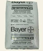 Анионит пищевого класса Lewatit S6368A, снижение окисляемости