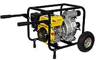 Мотопомпа бензиновая Кентавр КБМ-80ГКР ( для грязной воды, 60 м. куб/час)+ доставка