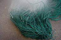 Рыболовная сеть Россиянка 100х3 м. вшитый груз Ø 55мм