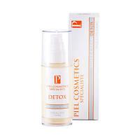 PIEL Specialiste Silver Cream DETOX, ночной уход за лицом для всех типов кожи. Регенерирующий крем с пиллинг-э