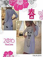 Платье сфинкс 1039 (ХАЛ)