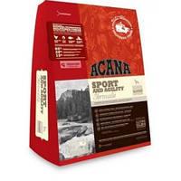 Acana Sport  Agility 11,4кг - корм для активных собак всех пород и возрастов