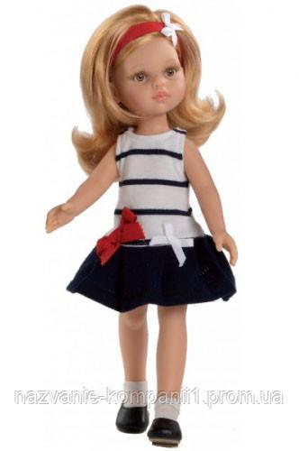 """Кукла Paola Reina Даша морячка 32 см (04639) - Интернет магазин """"Радуга.toys"""" товары для детей в Киеве"""