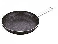 Сковорода штамп мрамор 28х5,5см Peterhof PH15446-28
