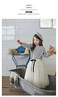 Незвичайний комплект для дівчинки - Морячка, фото 4