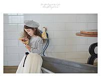 Незвичайний комплект для дівчинки - Морячка, фото 5
