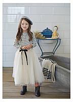 Незвичайний комплект для дівчинки - Морячка, фото 6