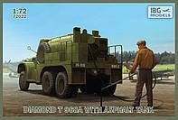 Грузовик DIAMOND T 968A 1/72 IBG 72022