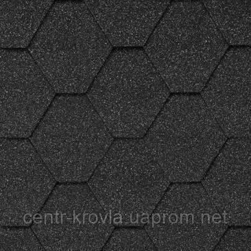 Бітумна черепиця Aquaizol Мозаїка 320х1000 мм Гавайський пісок Вінниця