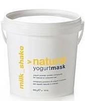 Маска натуральная йогуртовая MILK SHAKE NATURAL YOGURT MASK  500 мл