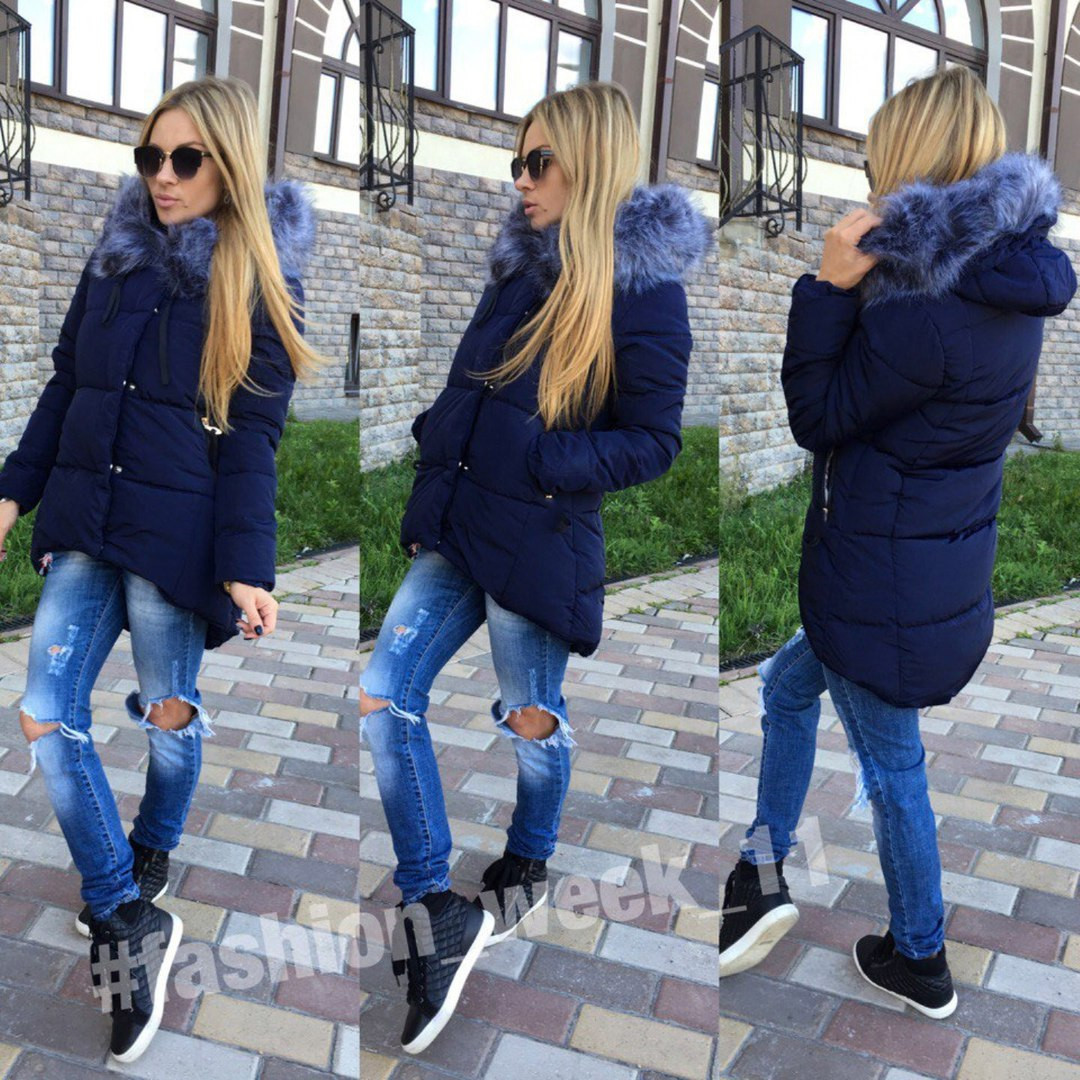 Женская модная курточка РО 2070-NW