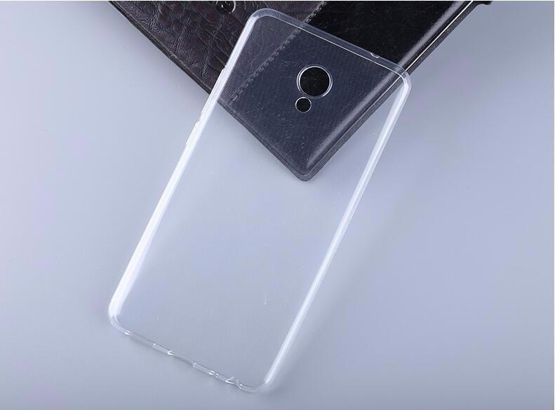 Силиконовый чехол для Meizu MX 6