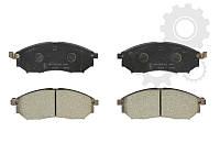 "Колодки передние  INFINITI EX FX35/45;NISSAN MURANO 03-,NAVARA 17"" D40 05- 41060EG090,41060EB325"