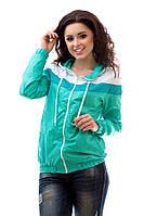 Куртка ветровка женская  7132NW