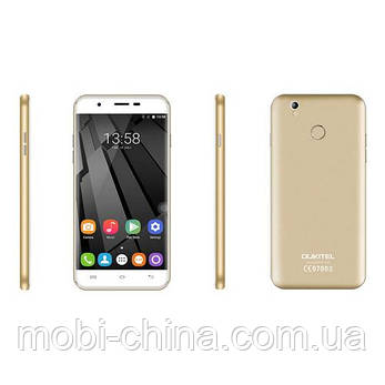 Смартфон Oukitel U7 Plus 2 16GB Gold, фото 2