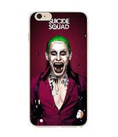 Силиконовый бампер для Iphone 6plus / 6s plus с принтом Джокер4