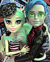 Набор кукол Monster High Рошель Гойл и Гаррот ДюРок Любовь в Скариже, фото 2