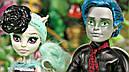 Набор кукол Monster High Рошель Гойл и Гаррот ДюРок Любовь в Скариже, фото 7